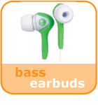bass earbuds